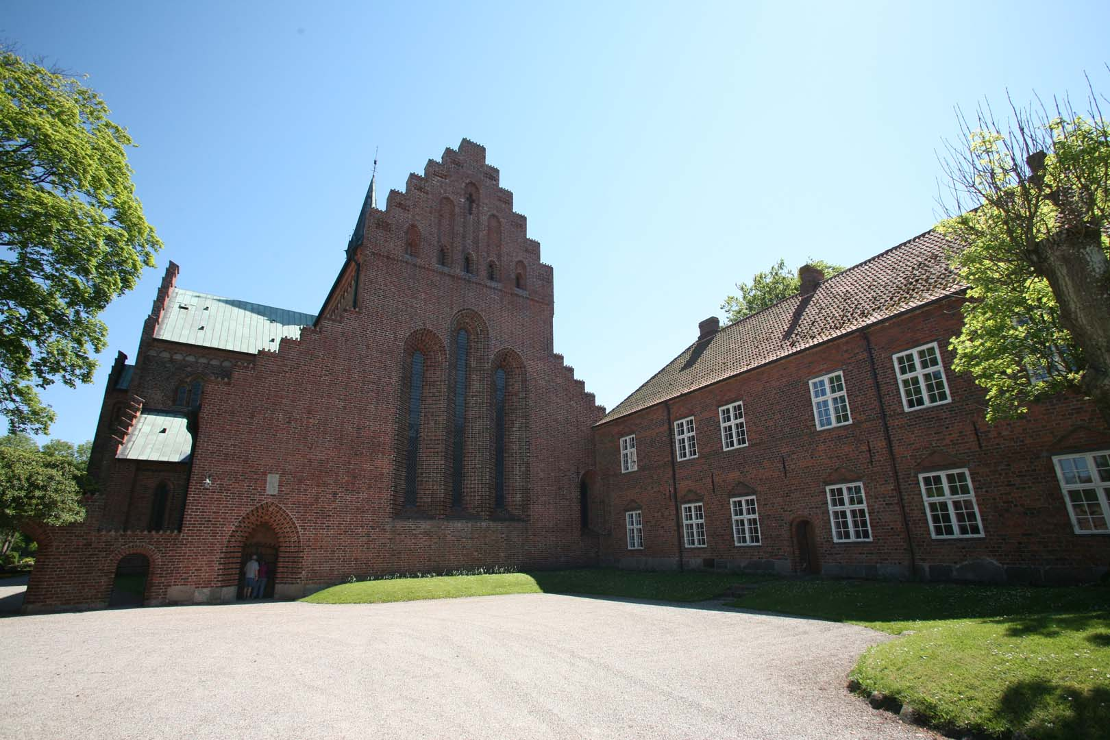 Løgum Monastery Church