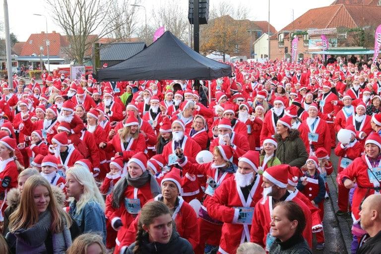 Santa's race